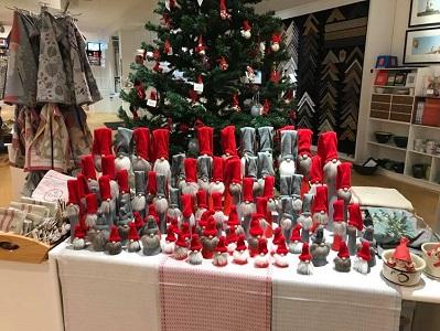 Velkommen Til Jul I Butikken