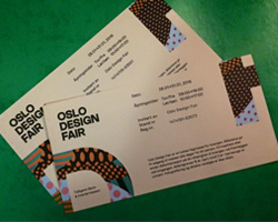 Vi Er Klare For Oslo Design Fair!