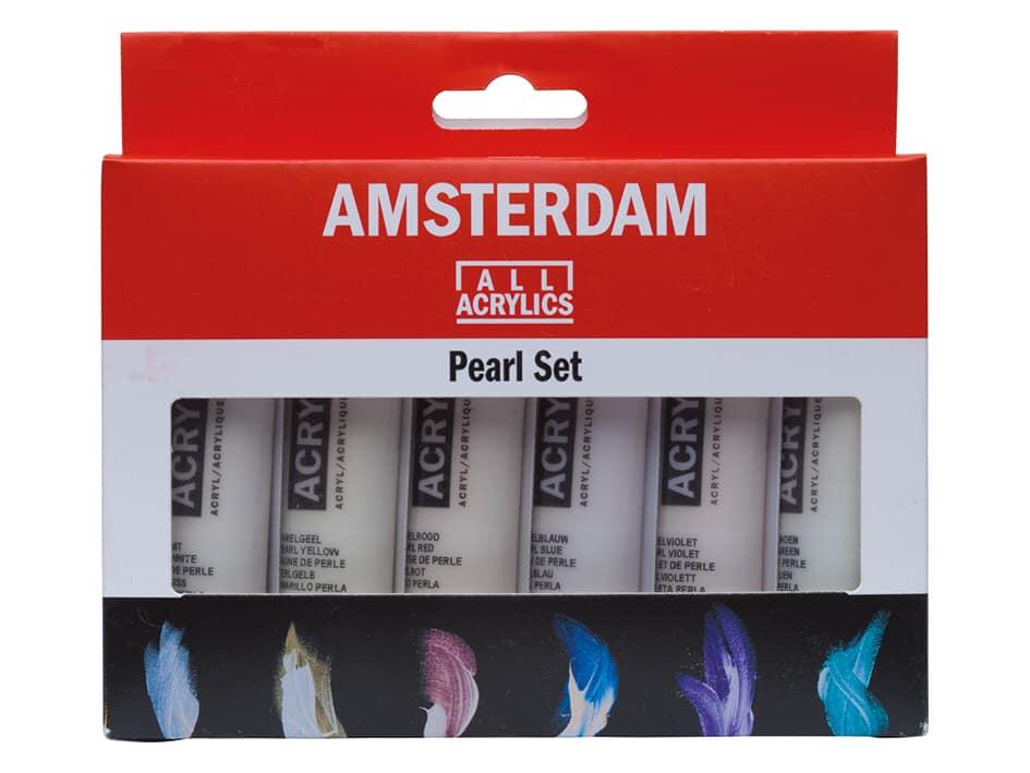 Amsterdam Perlemors Farger