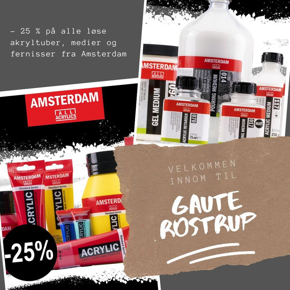 Tilbud Amsterdam